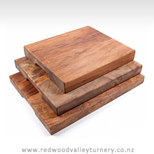 Wooden Rimu Cutting Board